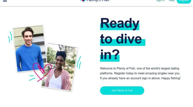 Plenty Of Fish (Pof) Website Post Thumbnail